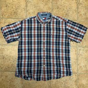 Vintage Tommy Hilfiger Short Sleeve Shirt